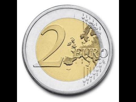 Revisa Tus Monedas De 2 Euros. Algunas Valen Mas De 2000 Euros.