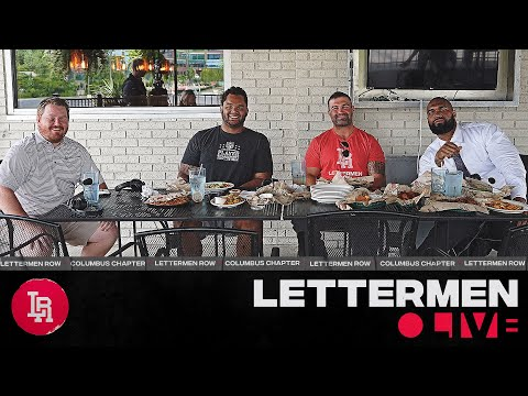 Lettermen Live: Buckeyes fighting, Big Ten continues to embarrass itself