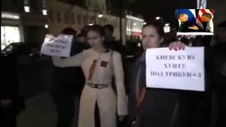Русские 'Националисты' против русских 'Ватников'