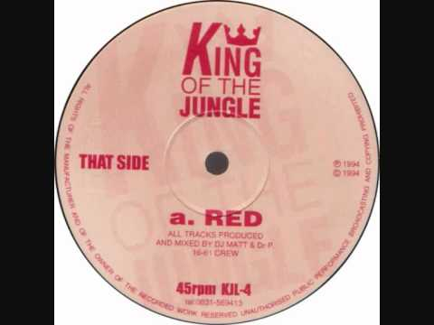 DJ Matt & Dr P - Red (King Of The Jungle)