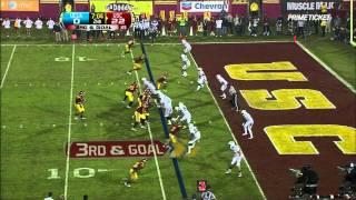 Matt Barkley vs UCLA 2011