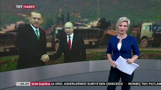 TRT Haber Ana Haber Bülteni 16 Ocak 2019