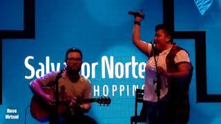 Dona Maria - ANA VILELA no Dia das Mães do Salvador Norte Shopping (13/05/2018)