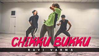 Chikku Bukku Rayile - A.R. Rahman | Ravi Varma | Souls On Fire 3