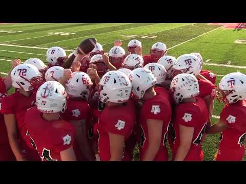 Anchor Bay High School Football Hype Up!