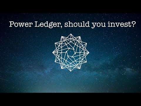 Power Ledger (POWR) - what is it and should you invest?