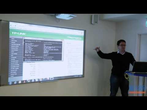 Doss Security Training - IP CCTV