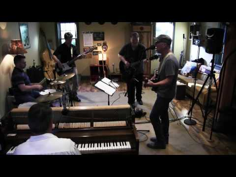 Sweet Little Mama  - Steven Courtney Band live rehearsal