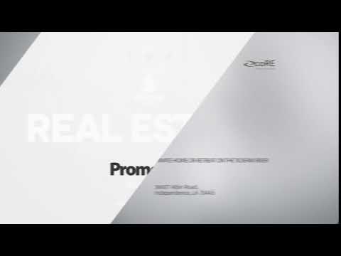 Core Real Estate Promo Video