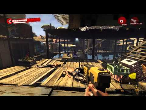 Dead Island Weapon Cheats Ps