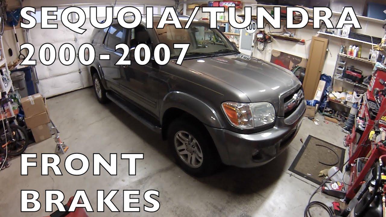 Toyota Tundra 00 01 02 03  D//S Brake Rotors Premium F