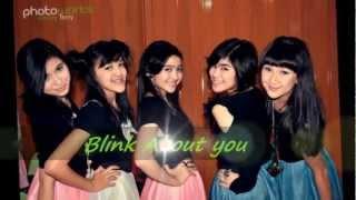 Blink abaout you (lirik)