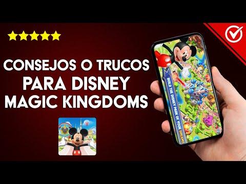 Trucos para Disney Magic Kingdoms