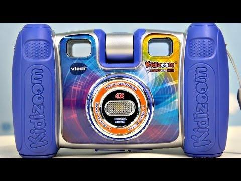 Kidizoom Twist Plus Camera / Aparat Kidizoom Twist Plus - Niebieski - V-Tech - 140803 - Recenzja