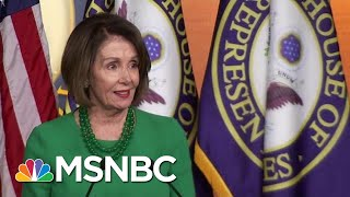 Pelosi On Impeachment: We're Legislating We're Litigating, We're Investigating | Hardball | MSNBC