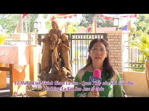 Le Mung Kinh Thanh Gioan LaSan  Dong LaSan San Jose 2017