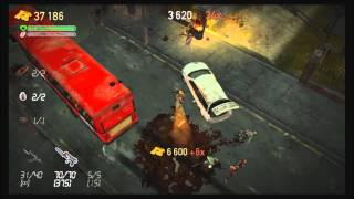Dead Nation PS Vita | PlayStation TV Video Review (Video Game Video Review)