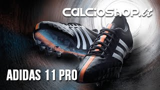 Review: ADIDAS 11PRO