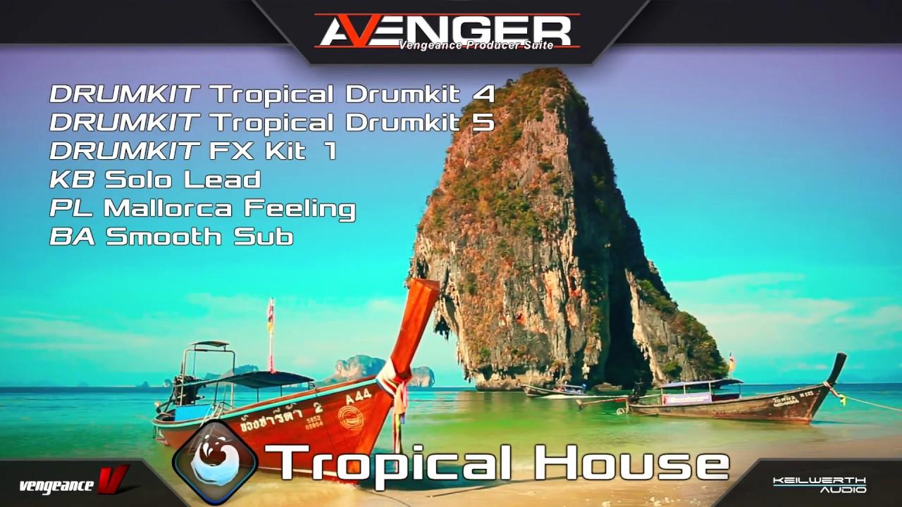 XP - Tropical House (for VPS Avenger)