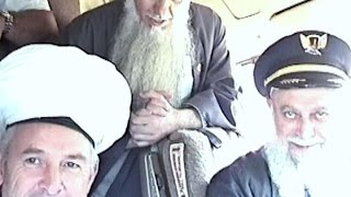 GrandShaykh Nazim al-Haqqani USA 1996 08 21 Wednesday