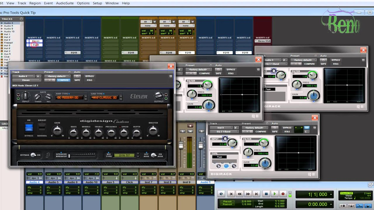 Have Multiple Plugin Windows Open  Pro Tools Quick Tip  YouTube