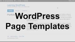 видео Шаблоны и темы для Wordpress