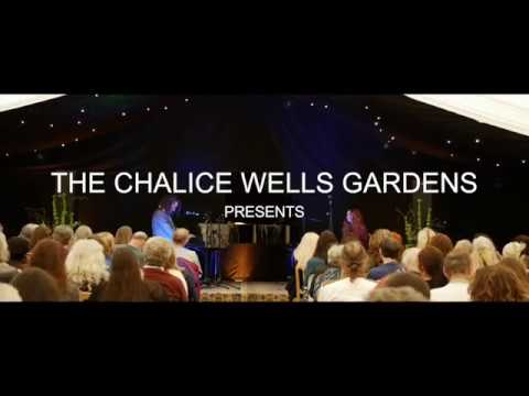Lisa Lambe & Liam O'Maonlai perform live at The Chalice Well Gardens on Sunday 4th June 2017