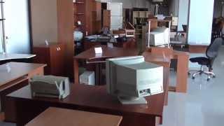 Компьютерные столы и офисная мебель в магазине Tsuricom(Новый магазин компьютерных столов и офиной мебели производства фирмы TsuriCom., 2014-03-14T20:54:16.000Z)
