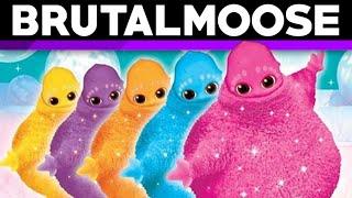 Boohbah Wiggle & Giggle - brutalmoose