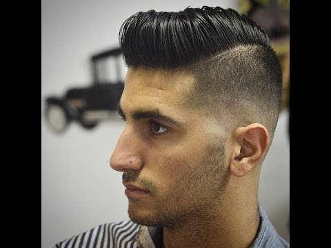 Self Haircuts At Home Kaleidoscope New Hairstyle Undercut Mens
