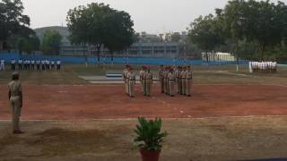 cisf rtc barwaha one minute drill
