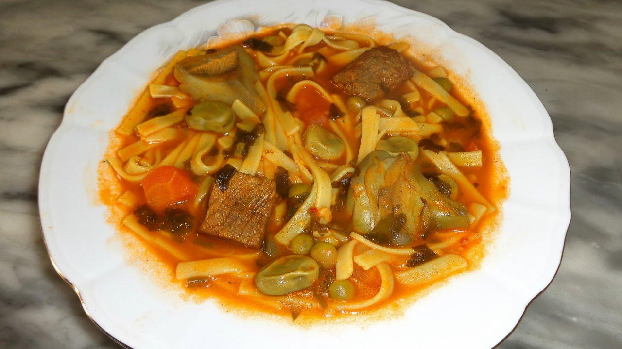 Rechta tunisienne youtube - Youtube cuisine tunisienne ...