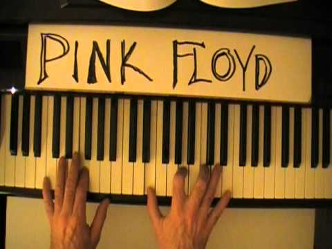Great Gig In The Sky Piano Tutorial Pink Floyd Youtube