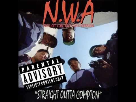 NWA - 8 Ball (Remix)