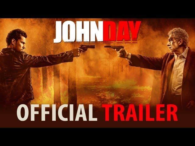 John Day Official Trailer | Naseeruddin Shah, Randeep Hooda