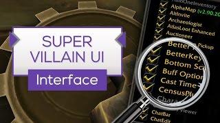 Supervillain UI - Interface Tipp [WoW]