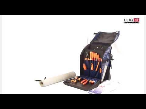 sac dos outils epi roulant youtube. Black Bedroom Furniture Sets. Home Design Ideas