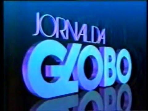 Vinheta de Oferecimento - BankBoston Para Jornal da Globo - Ano 1999