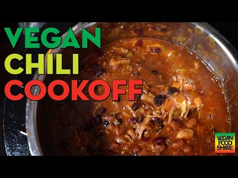 Vegan Chili Cookoff