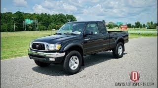Davis AutoSports 2002 Toyota Tacoma / 4x4 / 4Cyl / 5 Speed / For Sale