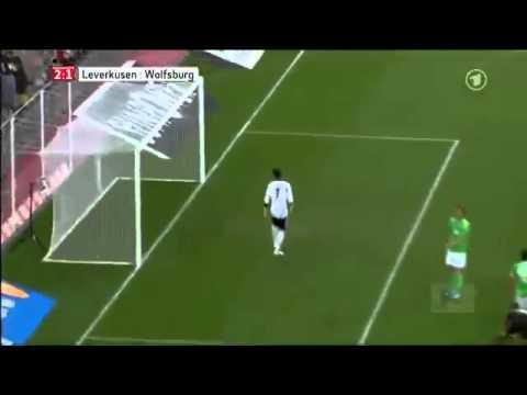 Eren Derdiyok amazing goal - Kurdish football player