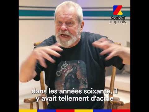 Inside Terry Gilliam