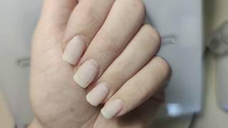 коррекция ногти маникюр Коррекция ногтей Укрепление ногтей Конусные стразы на весь ноготь Дизайн