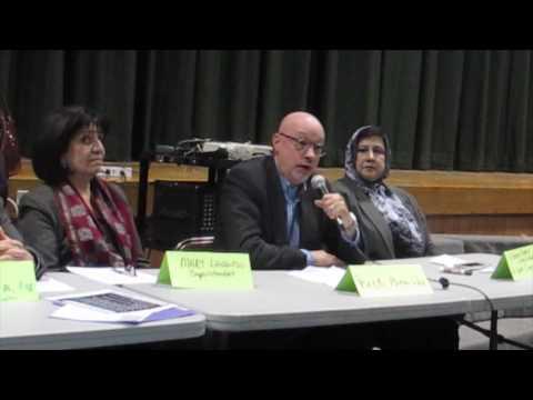 2/15 Community Forum at Westbury Middle School