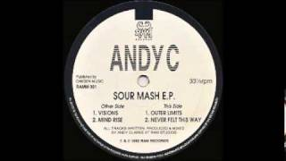 Andy C - Sour Mash EP