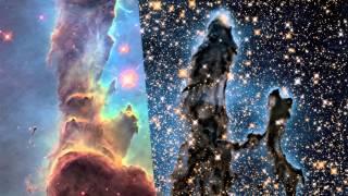 Hubble Return to the Eagle Nebula