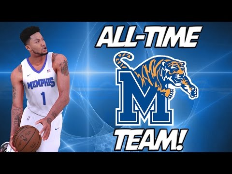 All-Time Memphis Tigers Team - MVP Derrick Rose - Epic Finish - NBA 2K16 MyTeam