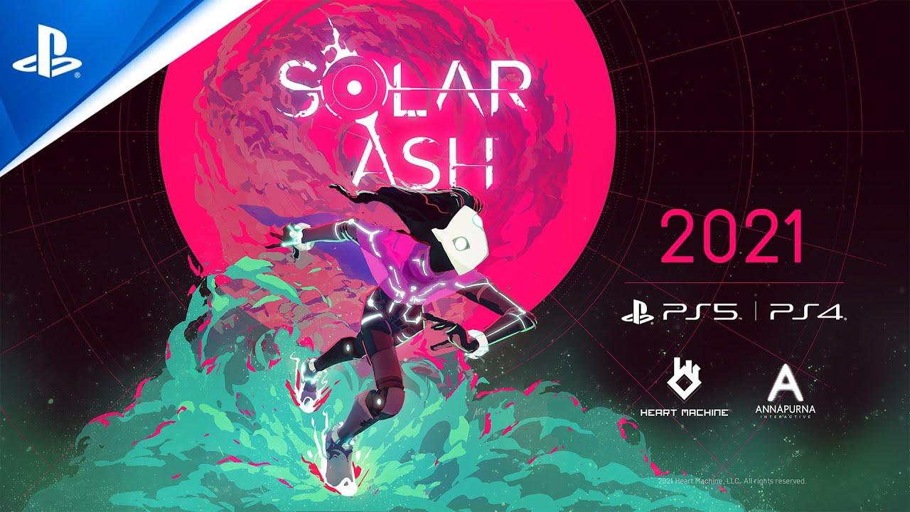 Solar Ash    كشف اللعب   PS5, PS4