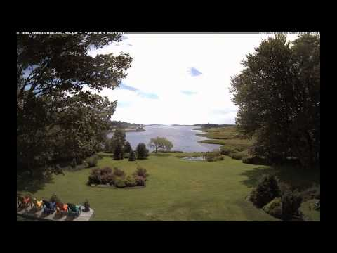 24-hours seaview (Yarmouth, Nova Scotia, Canada)