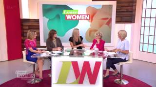 Caprice Bourret Talks About Her Sons | Loose Women